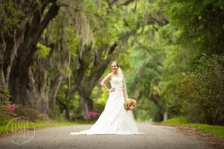 Bridal Portrait Magnolia Plantation Charleston Wedding photographer (74)