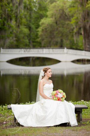 Bridal Portrait Magnolia Plantation Charleston Wedding photographer (96)