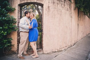 Charleston Battery Engagement Session with Pet Dog by Diana Deaver (11)
