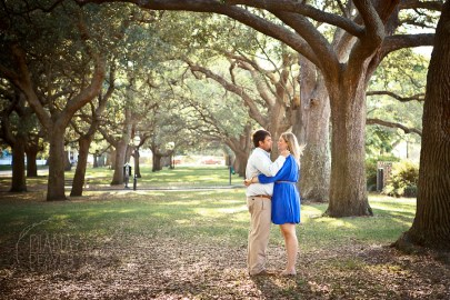 Charleston Battery Engagement Session with Pet Dog by Diana Deaver (5)