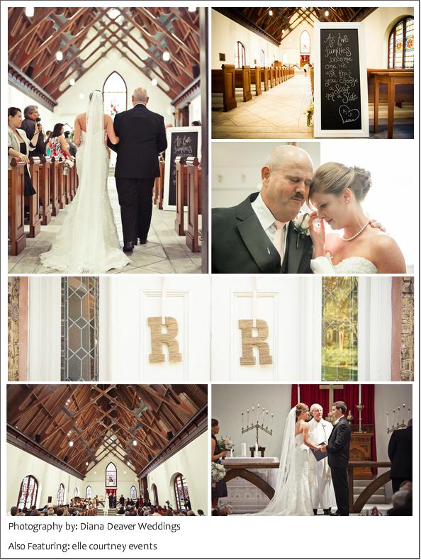 Wedding at St. Luke's Chapel