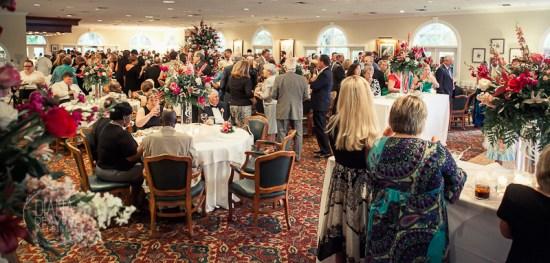 reception at kimbel's at wachesaw plantation pawley's island