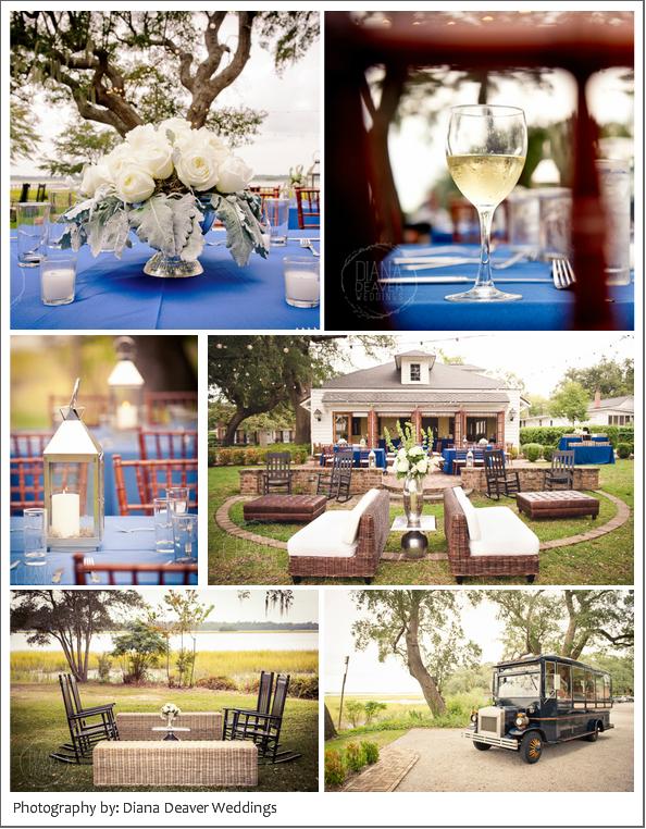 Lowndes Grove Charleston Wedding Rehearsal Dinner Photography