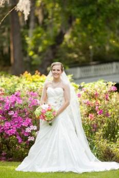 Bridal Portrait at Magnolia Plantation (2)