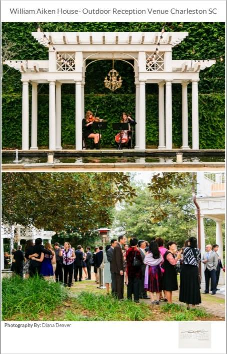 outdoor wedding venue charleston sc