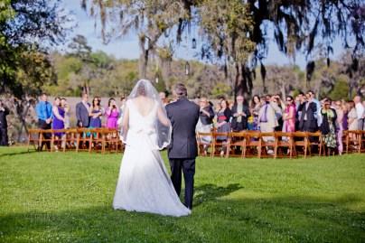 ceremony at the carriage house magnolia plantation charleston sc (5)