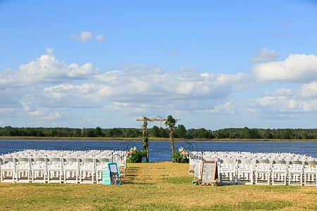 Island house waterfront wedding venue charleston sc