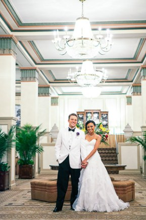 Francis Marion Hotel Wedding Reception Venue Charleston SC