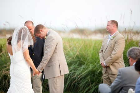 ceremony prayer kiawah