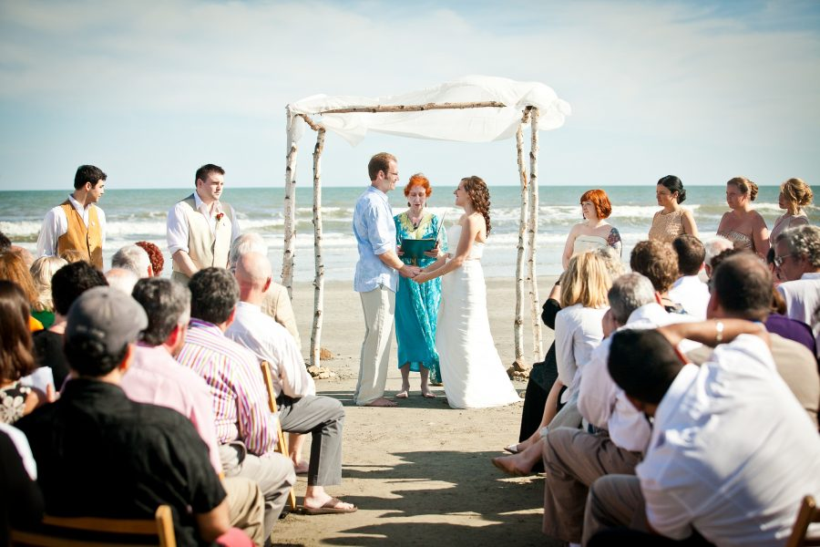wedding ceremony kiawah sandcastlew
