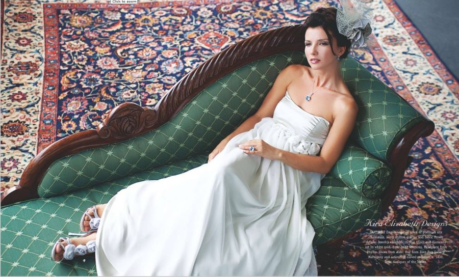 lowndes grove wedding venue charleston style and design magazine 2010 bridal spread photographed by diana deaver (1)