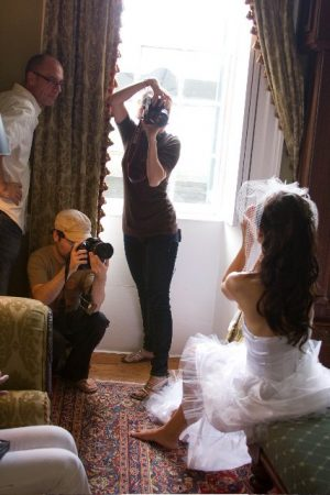 diana deaver behind the scenes lowndes grove bridal portrait wedding venue charleston style and design magazine 2010 bridal spread photographed by diana deaver (1)