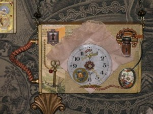 Box: Miniaturized Time Machine Oil Distillery