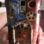 Steampunk Cell Phone Case Mod