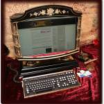 See More Steampunk Computers