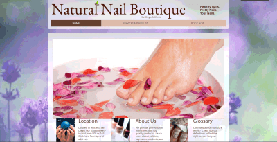 Natural Nail Boutique