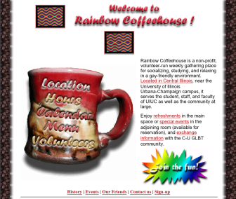 Rainbow Coffeehouse