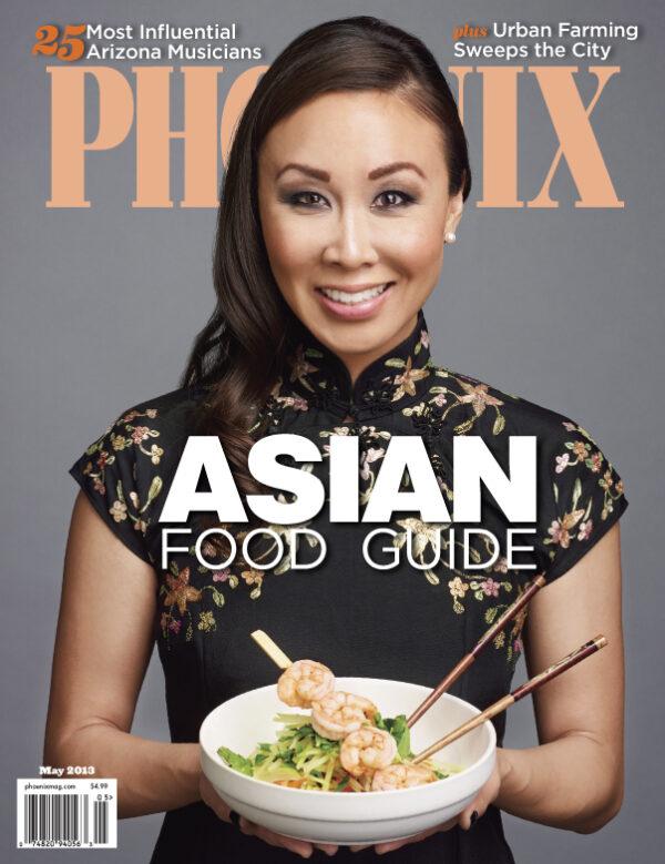 diana-elizabeth-Phoenix-magazine-asian-food-guide-cover-model