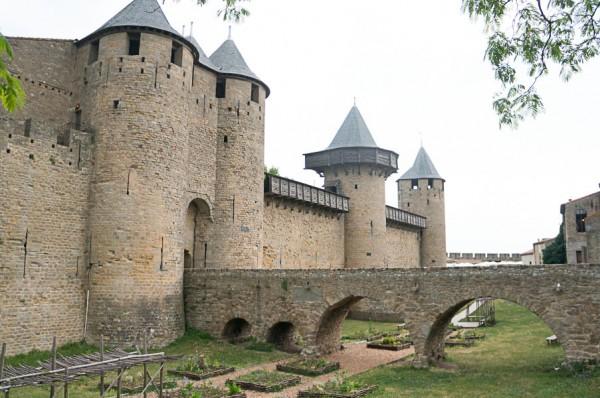 Photo Tour of Carcassonne
