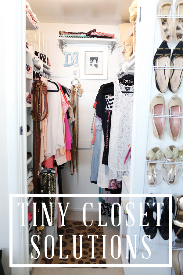 Ordinaire Cover Tiny Closet Solutions 18