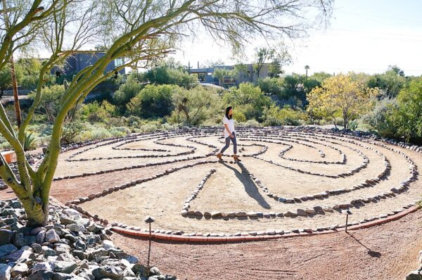 Tucson's Historic Westward Look