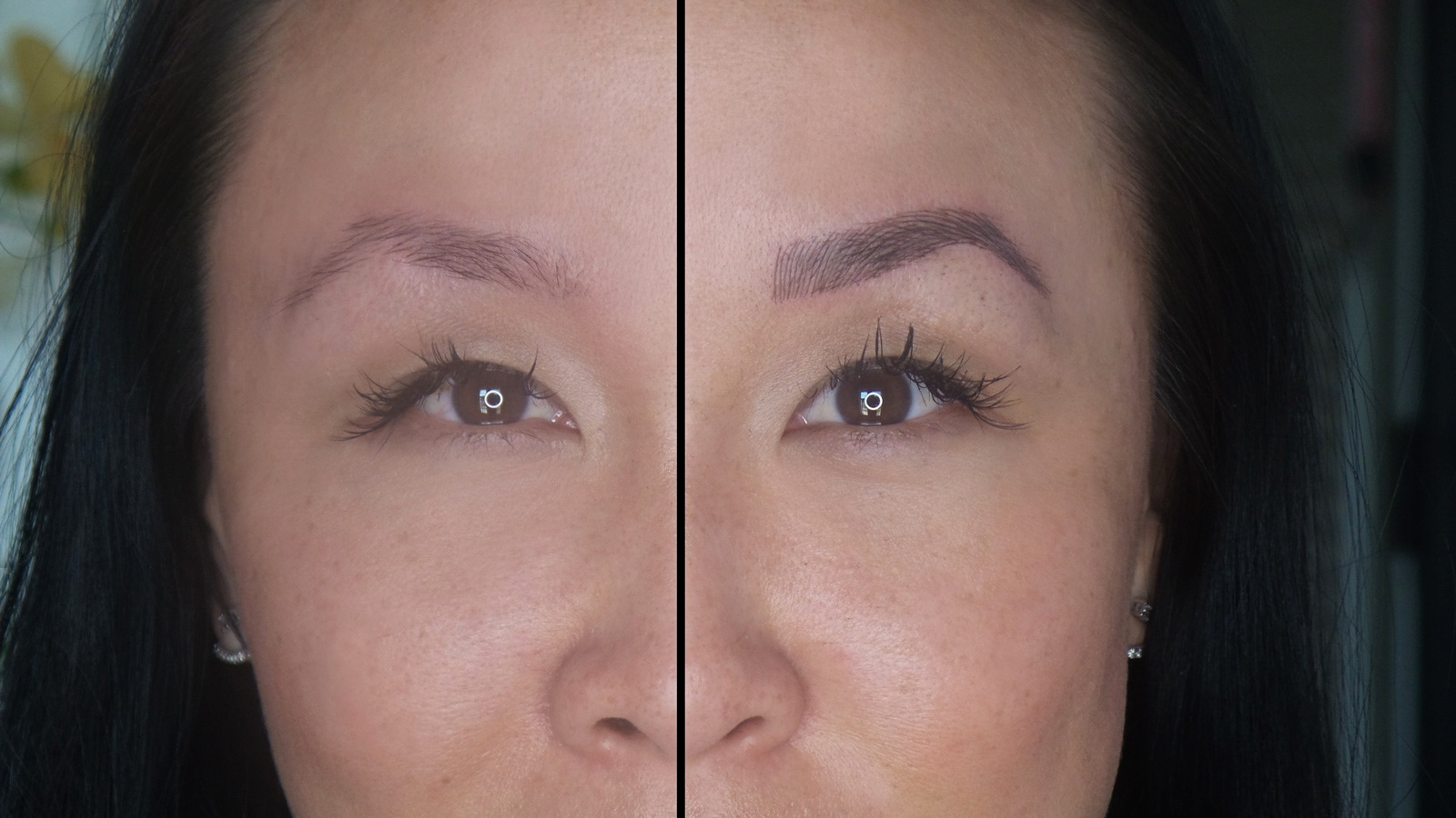 Eyebrow microblading 3D things to know before and after photos