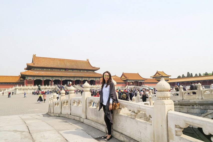 The Forbidden City + Tiananmen Square - Beijing