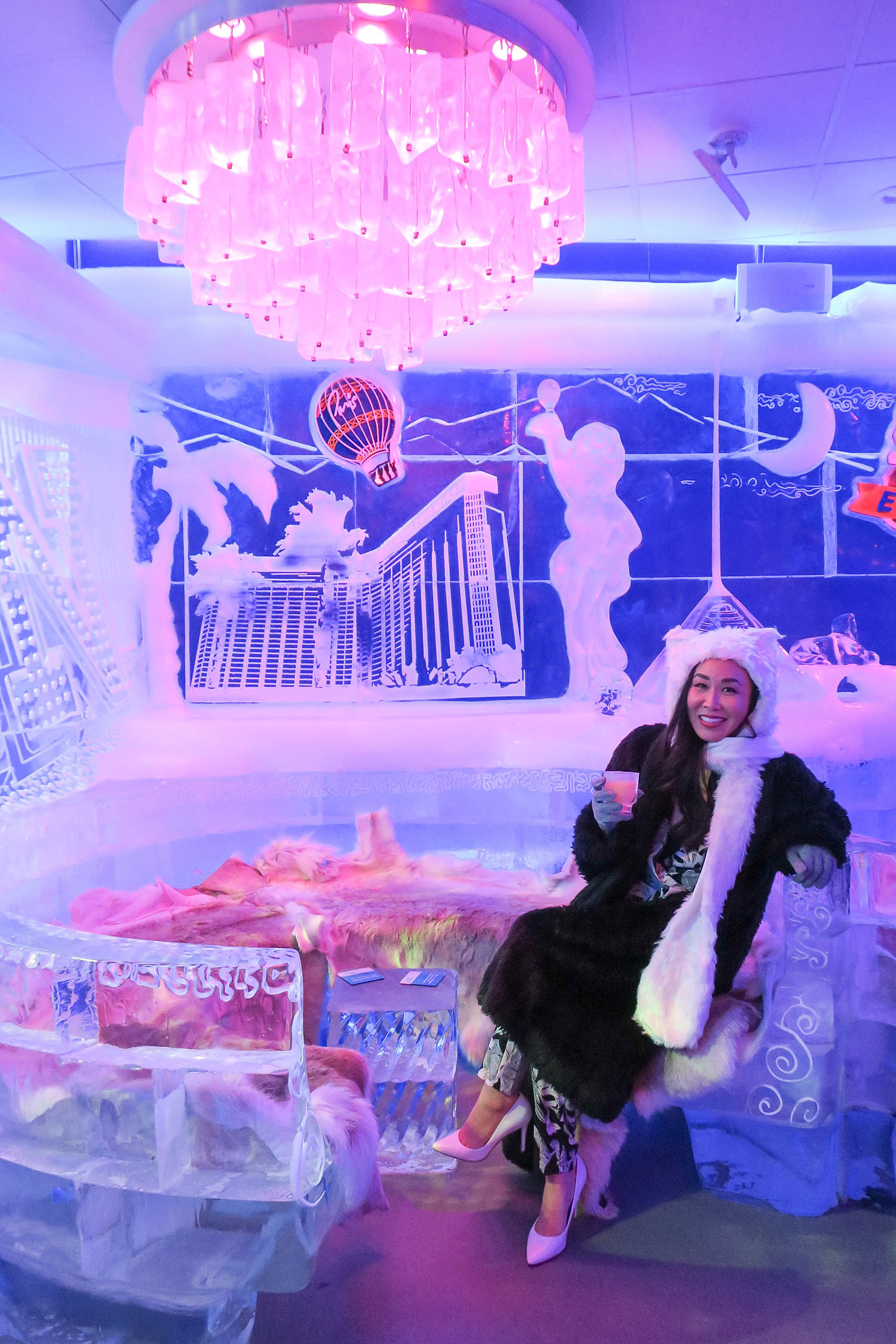 Minus5 Experience Ice Bar