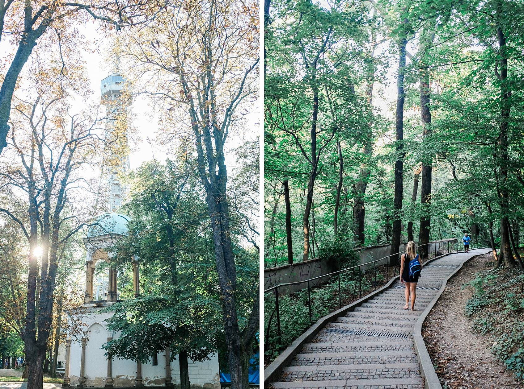 Photo guide to Prague: Petrin Hill