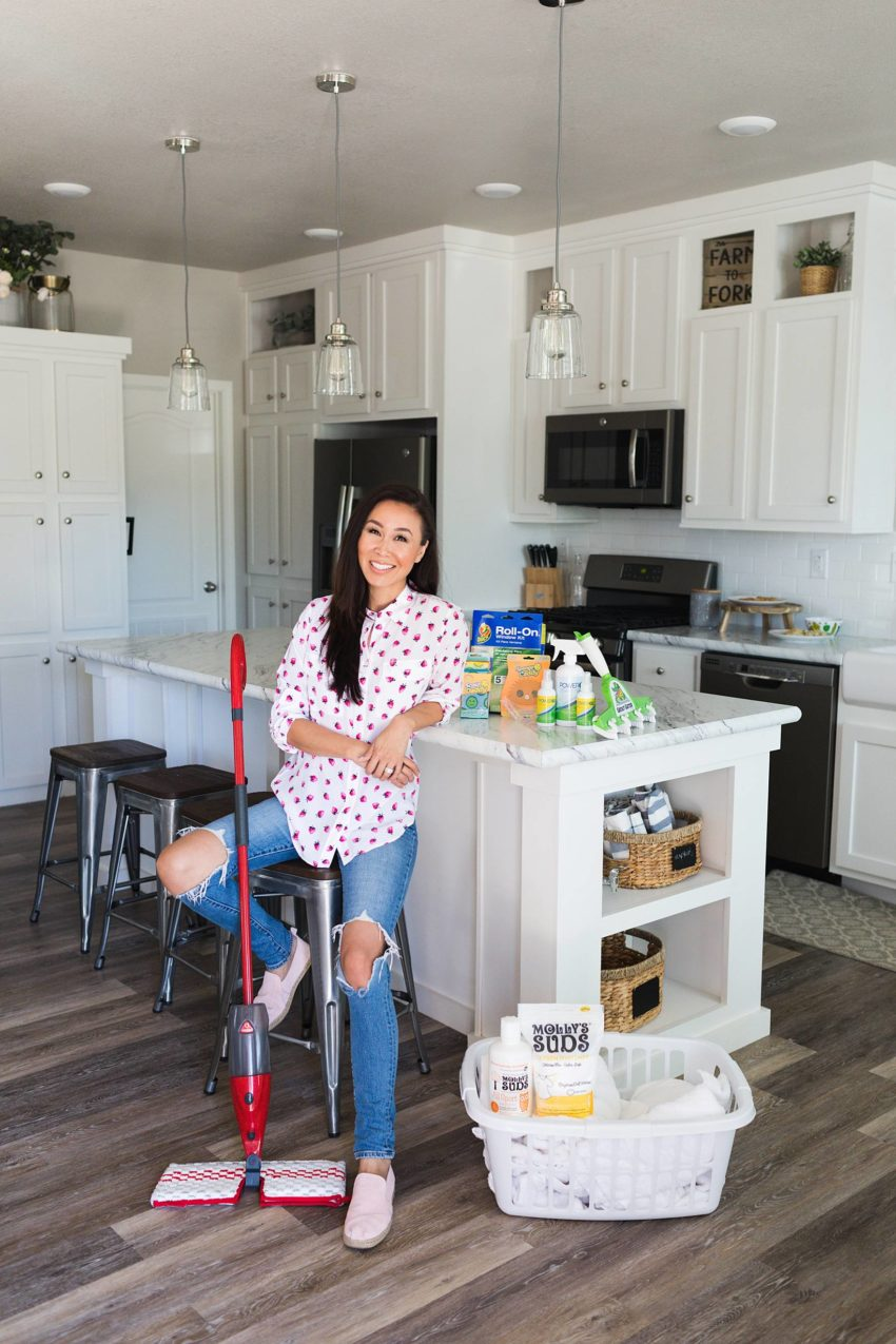 Fall home preparation products