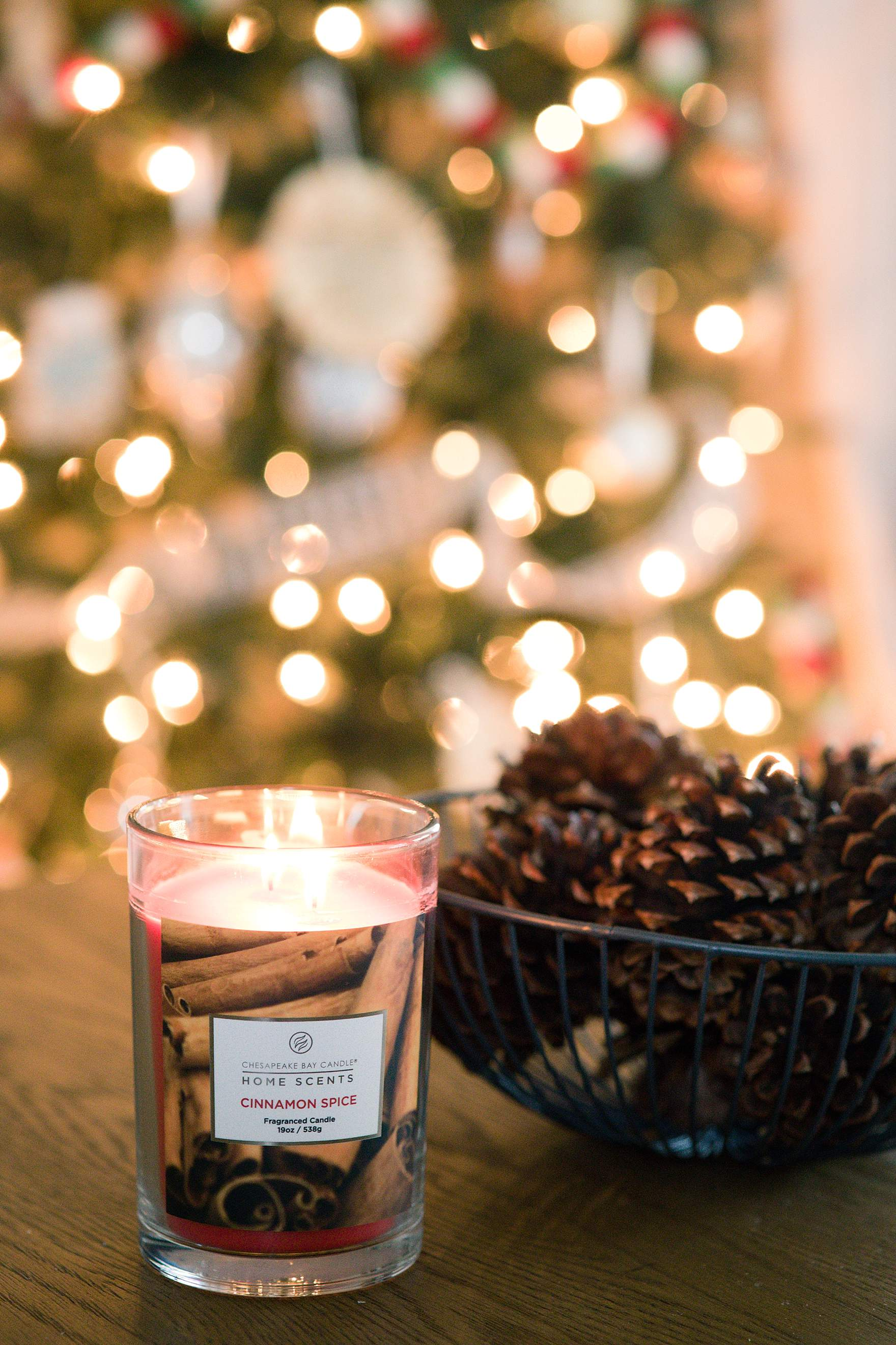 Chesapeake bay candles holiday winter scents $10 and burns for 80 hours