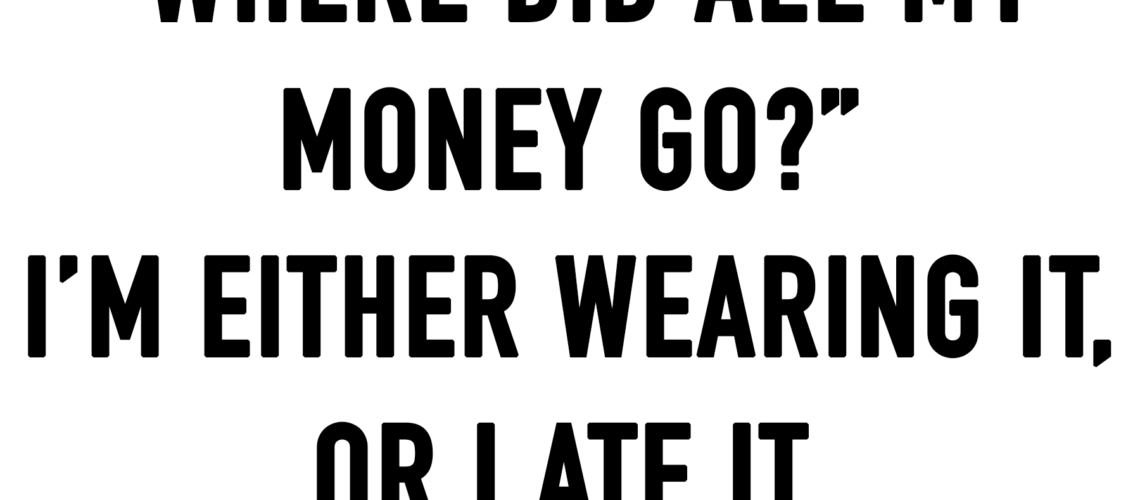 where did all my money go? // Starting a spending freeze and how it's going down!