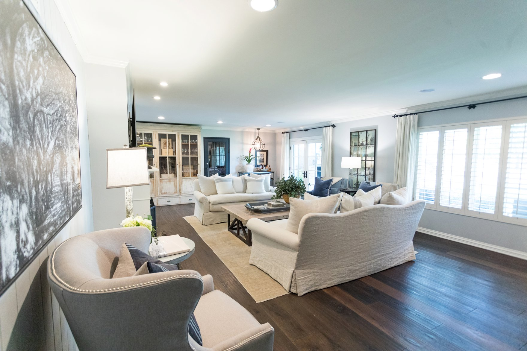 Central Phoenix arizona house tour To Have to Host Lory Parson living area