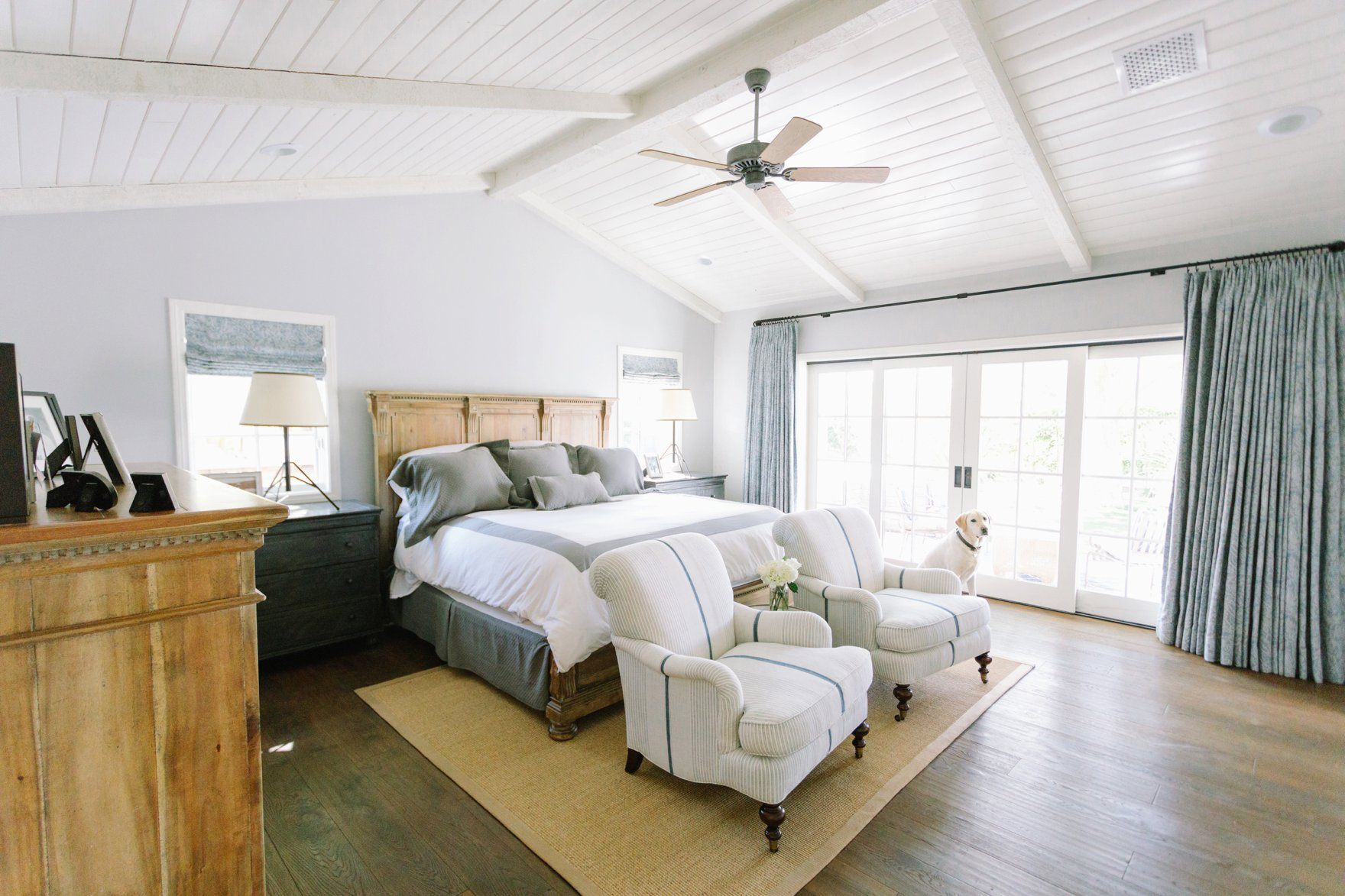 Central Phoenix arizona house tour To Have to Host Lory Parson living area spaces bedroom