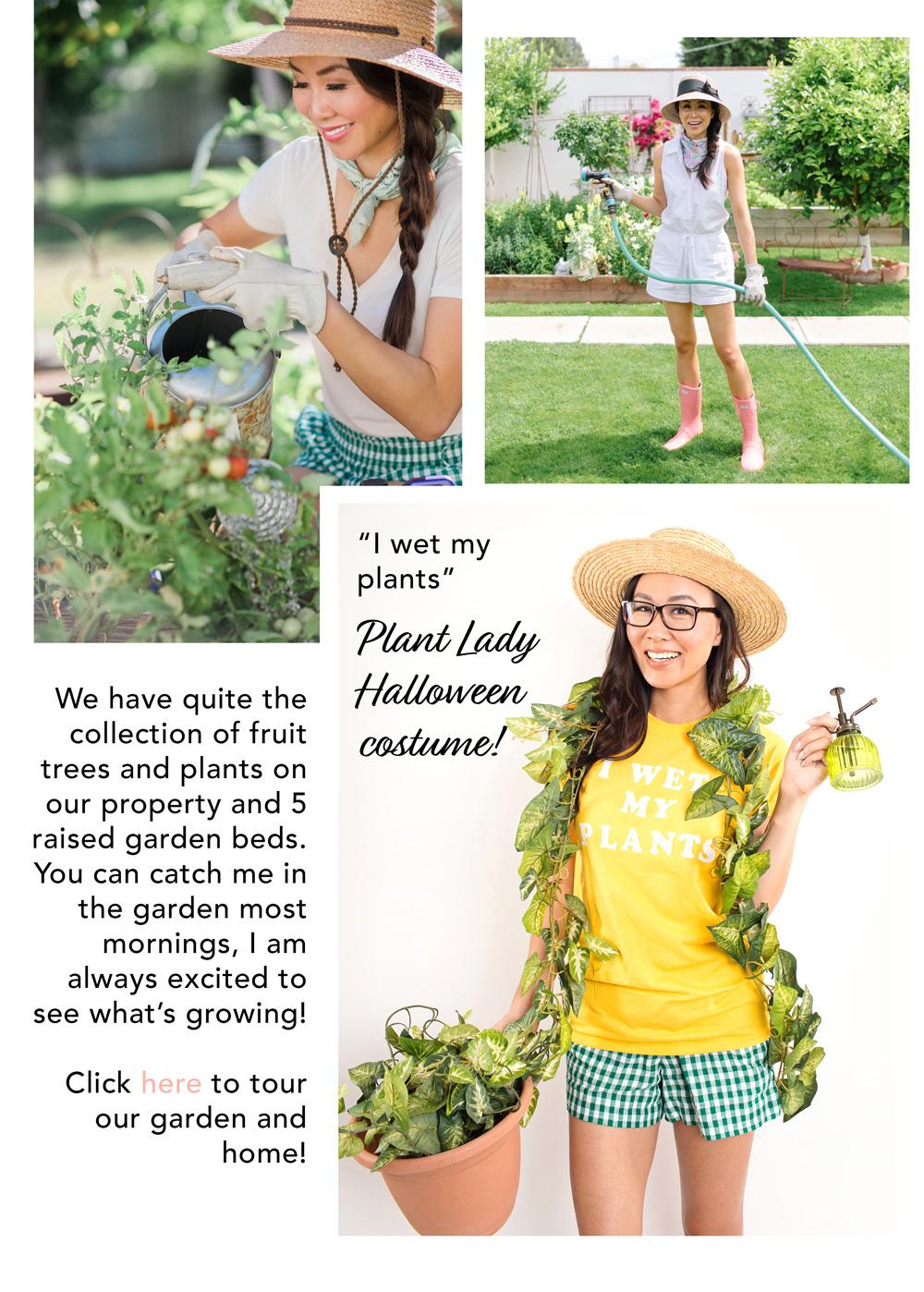 garden blogger lifestyle phoenix Arizona Diana Elizabeth