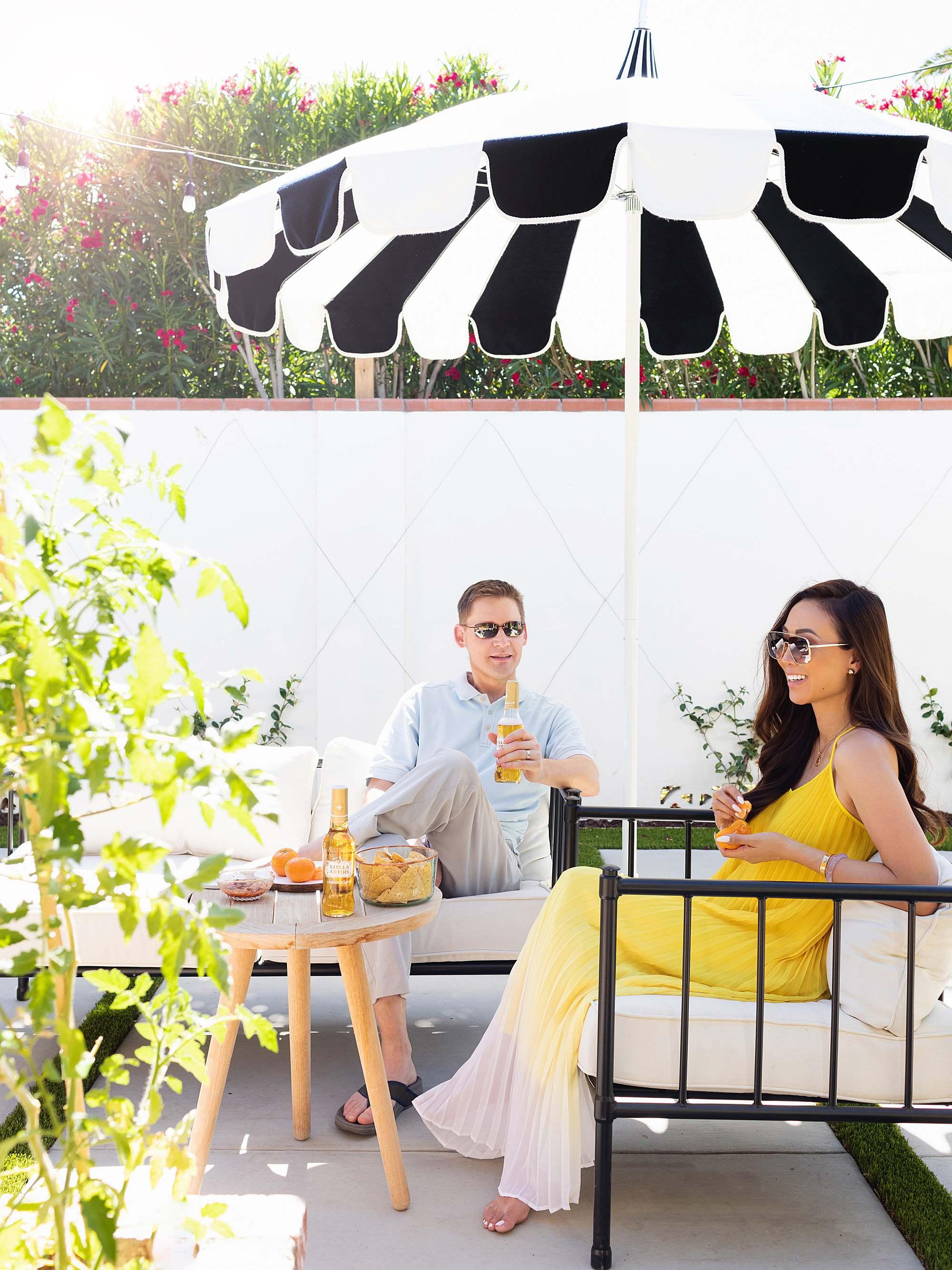 patio furniture outdoor color combinations diana elizabeth