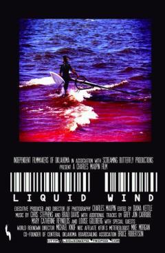 Liquid Wind Poster