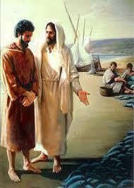 Jesus tells Peter to forgive seven times seventy