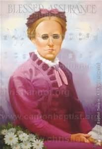 pretty Fanny Crosby