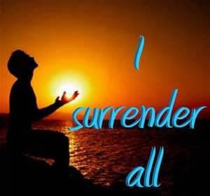 Behind the Hymn: I Surrender All ⋆ Diana Leagh Matthews