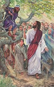 Zacchaeus was a wee little man
