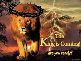 Bildergebnis für the king is coming images