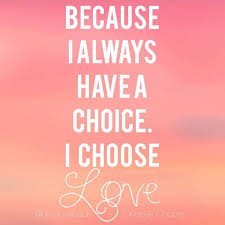 I Choose to do my best