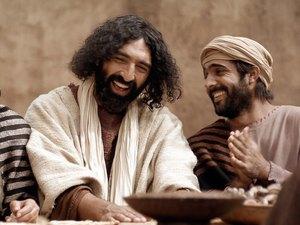 Jesus has grown into a man