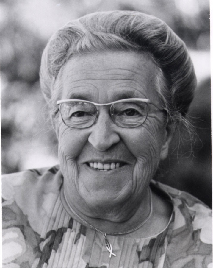 Faithful Heroes: Corrie ten Boom