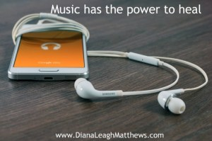 Music has the power to heal