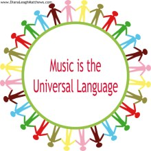 Music is the one language that transverses all barriers