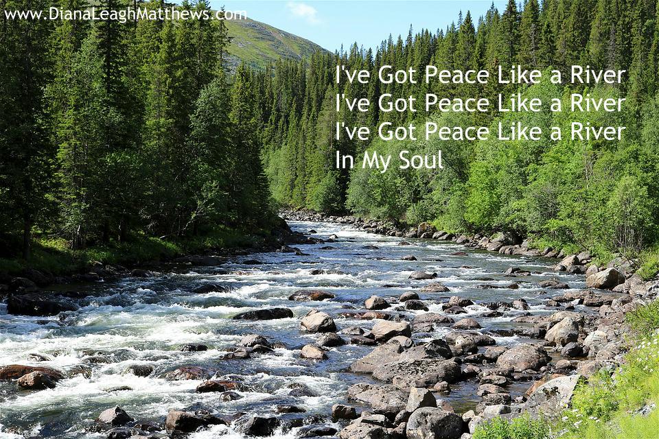 I Ve Got A River Of Life Sheet Music Erkalnathandedecker