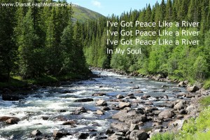 I've Got Peace Like a River in My Soul