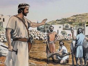 Jesus brothers and friends questioned his teachings because they knew him and his parents